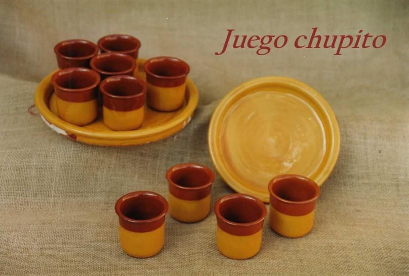 Juego de Chupito