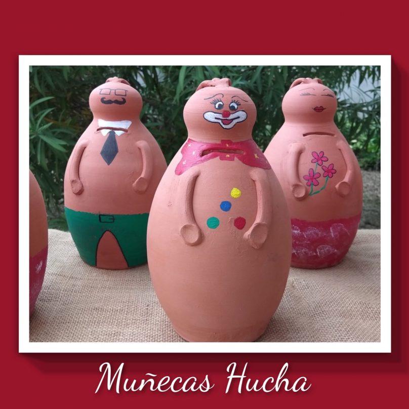 Muñecas Hucha