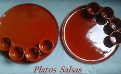 Platos Salsas