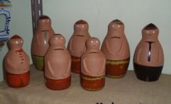 Muñecos (II)