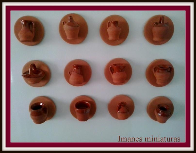 Imanes Miniaturas