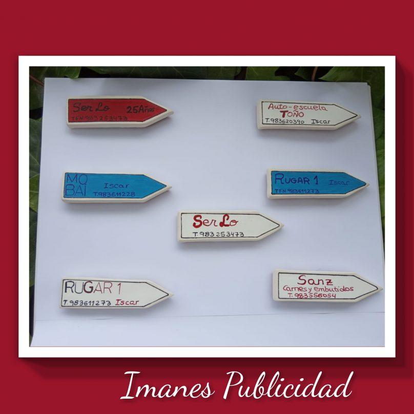 Imanes Publicidad