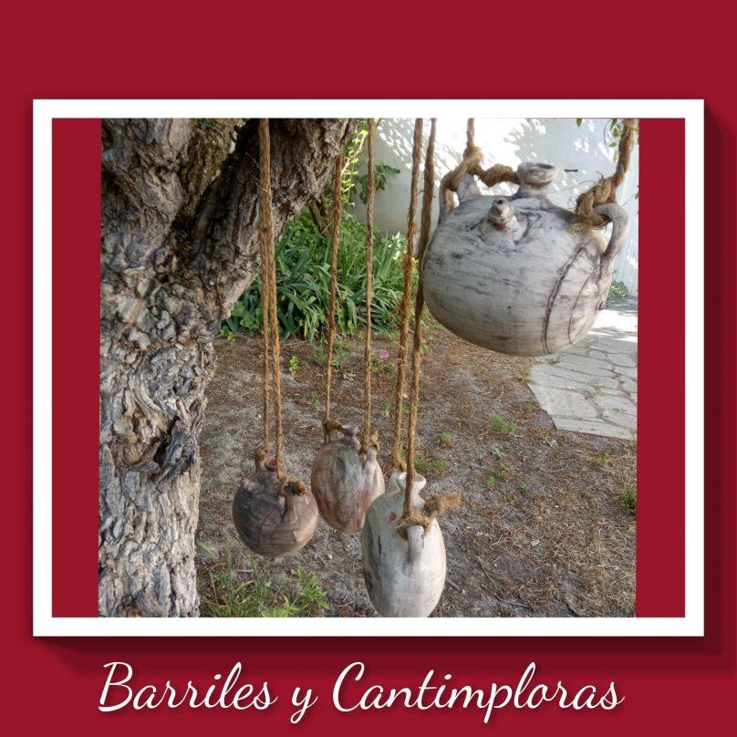 Barriles y Cantimploras (II)