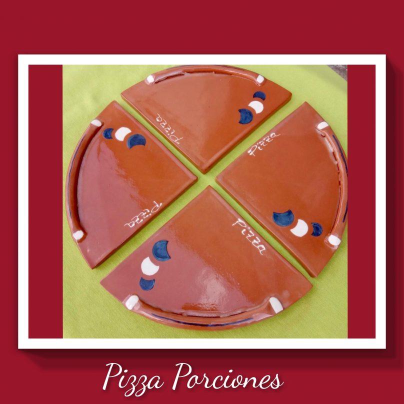 Pizza Porciones (II)