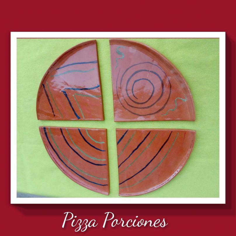 Pizza Porciones (III)