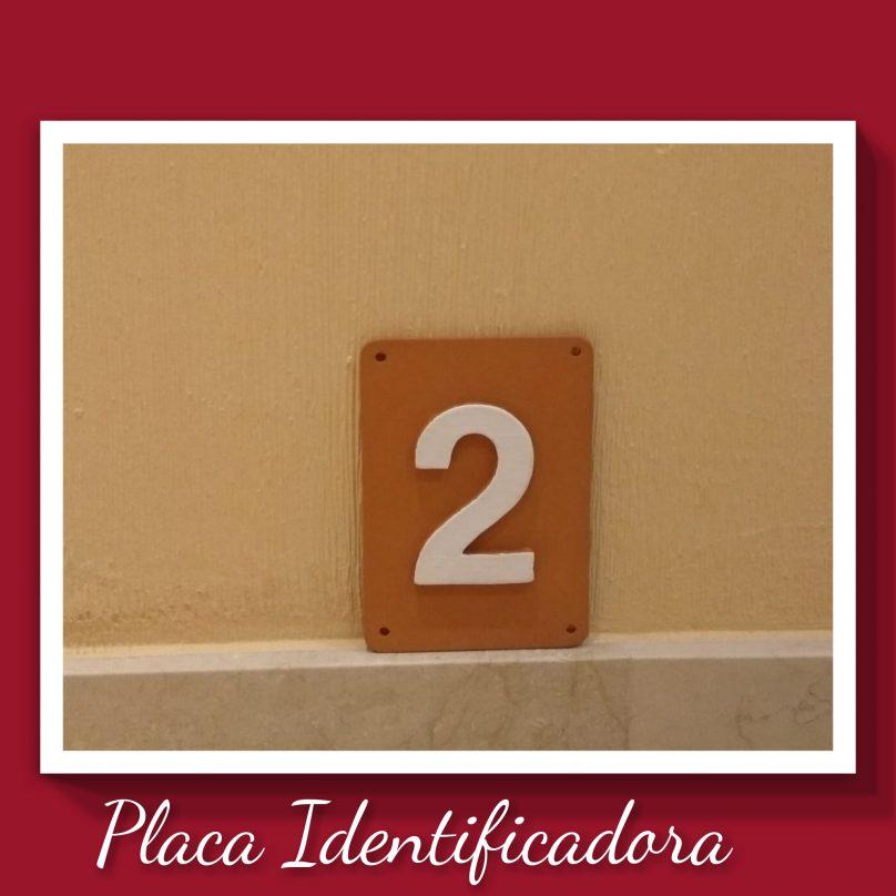 Placa Identificadora 3