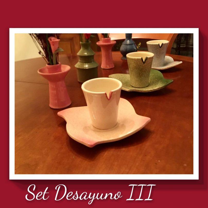 Set Desayuno III